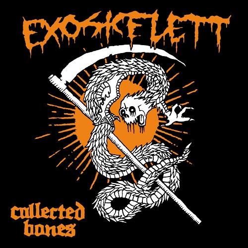 Exoskelett - Collected Bones - Cover
