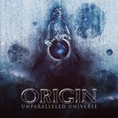 Origin - Unparalelled Universe - CD-Cover