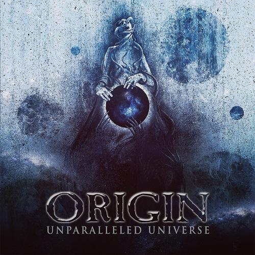 Origin - Unparalelled Universe - Cover