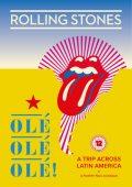 The Rolling Stones  - Olé Olé! Olé! (A Trip Across Latin America) - CD-Cover