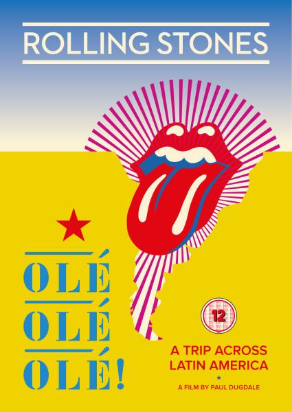The Rolling Stones  - Olé Olé! Olé! (A Trip Across Latin America) - Cover