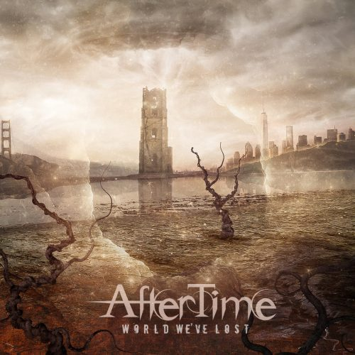AfterTime - World We've Lost (EP) - Cover