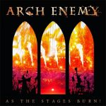 Cover - Arch Enemy – As The Stages Burn!