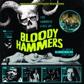 Bloody Hammers - The Horrific Case Of Bloody Hammers (EP) - CD-Cover