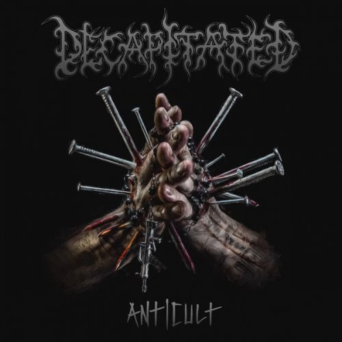 Decapitated - Anticult - Cover