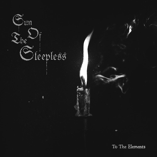 Sun Of The Sleepless - To The Elements - Cover