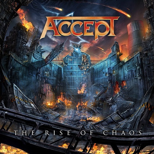 Accept - The Rise Of Chaos - Cover