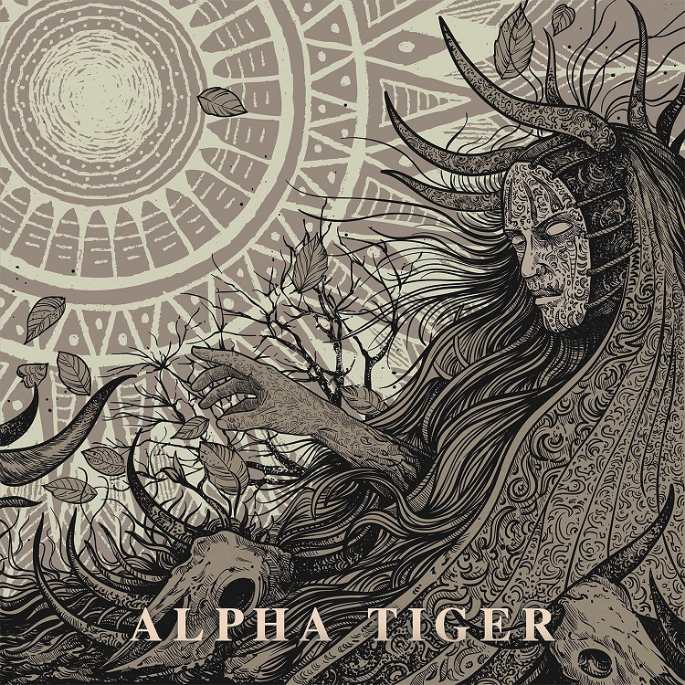Alpha Tiger - Alpha Tiger - Cover
