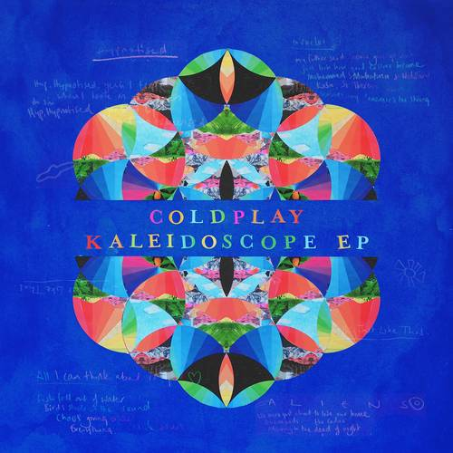 Coldplay - Kaleidoscope (EP) - Cover
