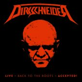 Dirkschneider - Live - Back To The Roots - Accepted!  - CD-Cover