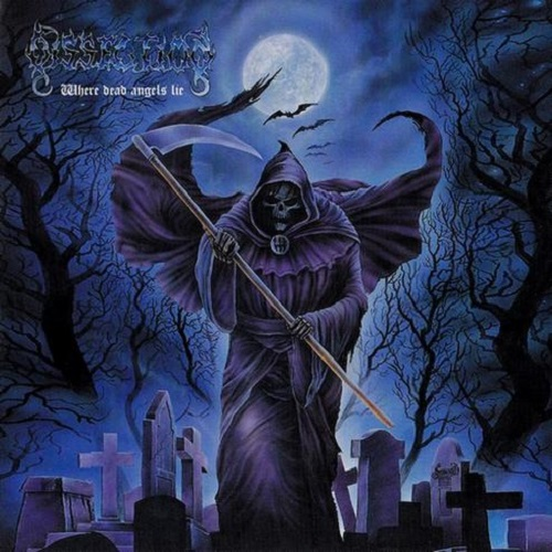 Dissection - Where Dead Angles Lie (EP) - Cover