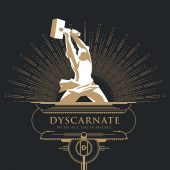 Dyscarnate - With All Their Might - CD-Cover