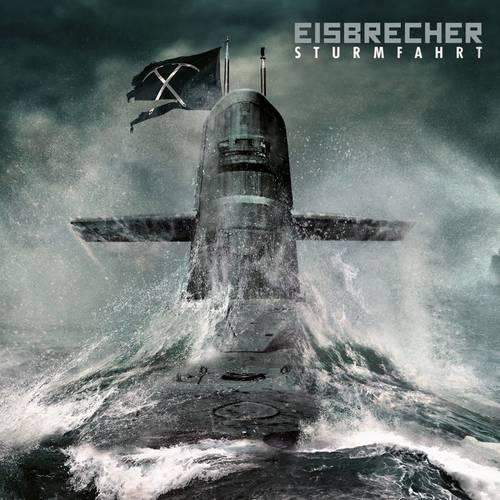 Eisbrecher - Sturmfahrt - Cover