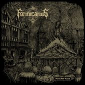Formicarius - Black Mass Ritual - CD-Cover