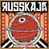 Russkaja - Kosmopoliturbo - CD-Cover
