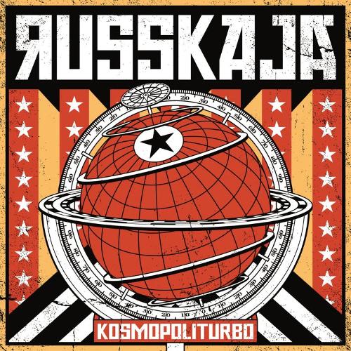 Russkaja - Kosmopoliturbo - Cover