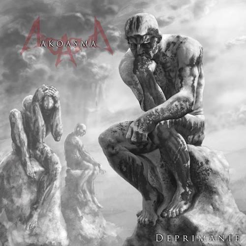 Akoasma - Deprimanie - Cover
