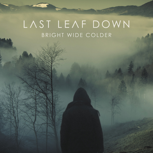 Last Leaf Down - Bright Wide Colder - Cover