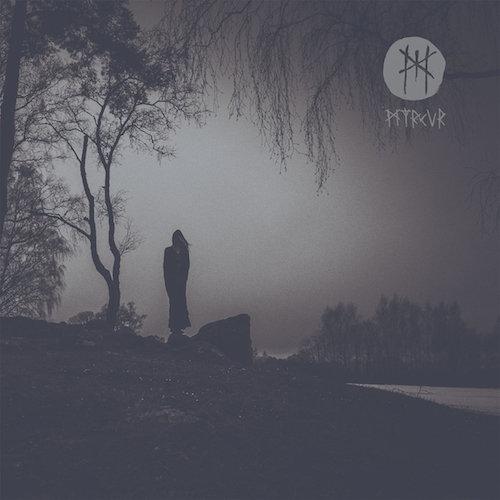 Myrkur - M - Cover