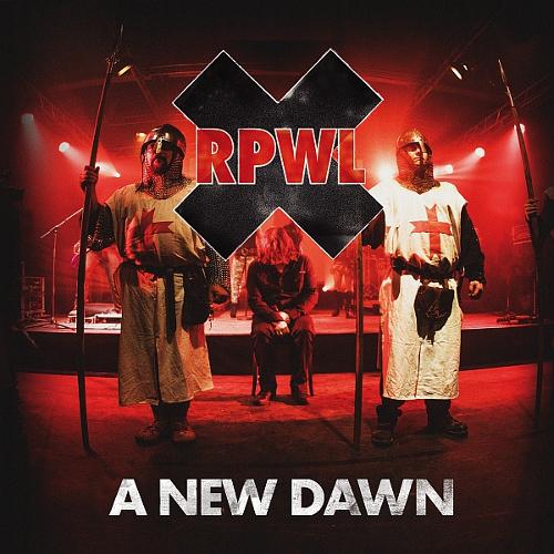 RPWL - A New Dawn - Cover