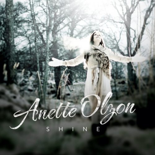 Anette Olzon - Shine - Cover