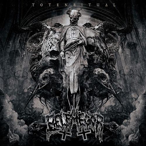 Belphegor - Totenritual - Cover
