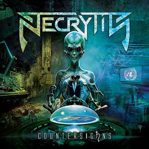 Necrytis - Countersighns - Cover