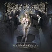 Cradle Of Filth - Cryptoriana - The Seductiveness Of Decay - CD-Cover
