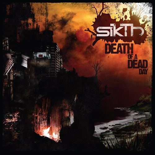 Sikth - Death Of A Dead Day (Re-Release) - Cover