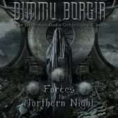 Dimmu Borgir - Forces Of The Northern Night - CD-Cover