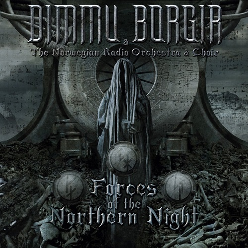 Dimmu Borgir - Forces Of The Northern Night - Cover
