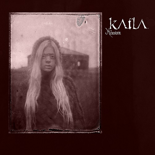 Katla. - Móðurástin - Cover
