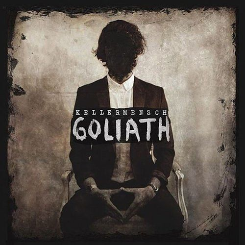Kellermensch - Goliath - Cover