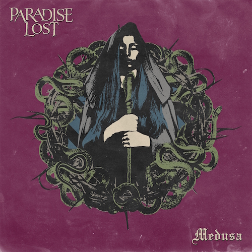 Paradise Lost - Medusa - Cover