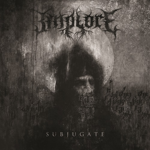 Implore - Subjugate - Cover