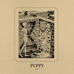 Puppy - Vol II (EP) - Cover