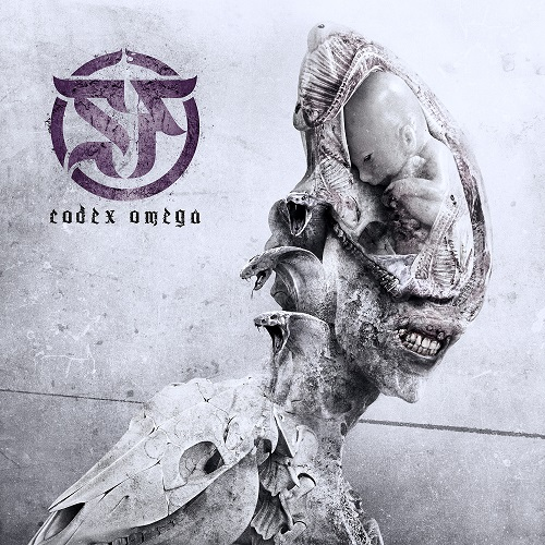Septicflesh - Codex Omega - Cover