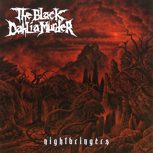 The Black Dahlia Murder - Nightbringers - Cover