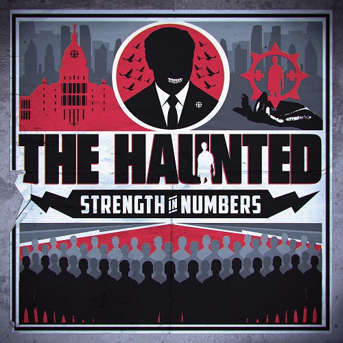 The Haunted - Strength In Numbers - Cover