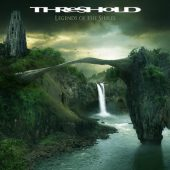 Threshold - Legends Of The Shires - CD-Cover