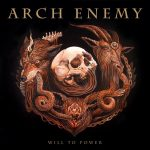 Cover - Arch Enemy – Will To Power
