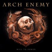 Arch Enemy - Will To Power - CD-Cover