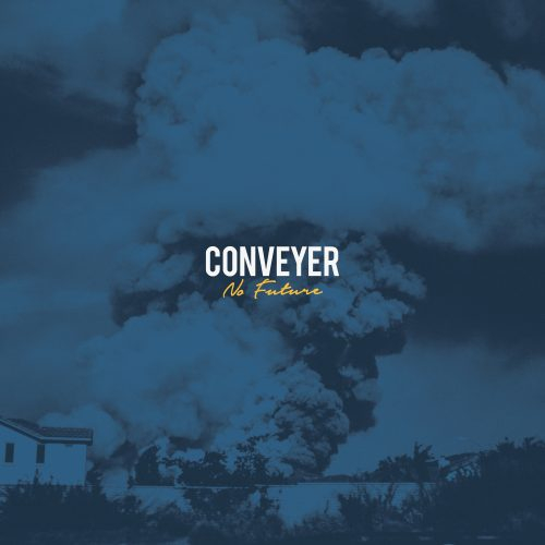 Conveyer - No Future - Cover