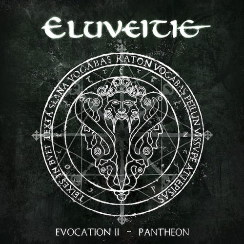 Eluveitie - Evocation II - Pantheon - Cover
