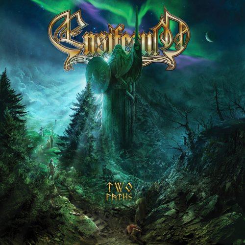 Ensiferum - Two Paths - Cover