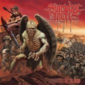 Suicidal Angels - Division Of Blood - CD-Cover