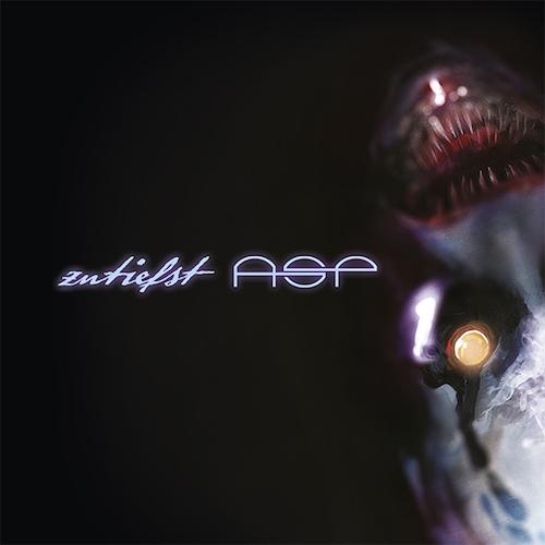 ASP - zutiefst - Cover
