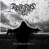Aegrus - Thy Numinous Darkness - CD-Cover