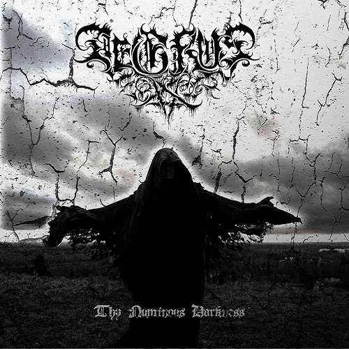 Aegrus - Thy Numinous Darkness - Cover