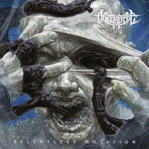 Archspire - Relentless Mutation - Cover